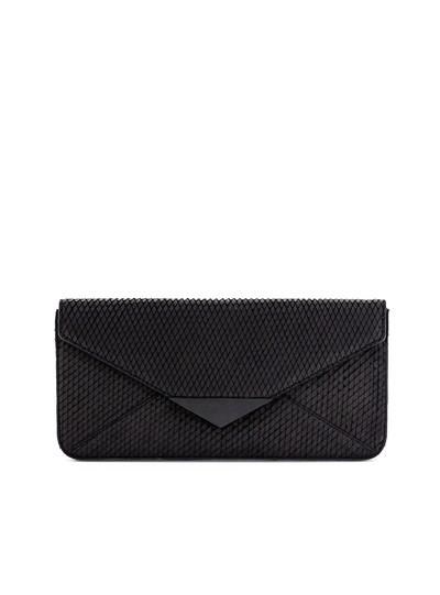 The Evening Clutch - Black Diamond | FACINE