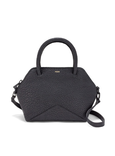 The Mini Satchel - Black | FACINE