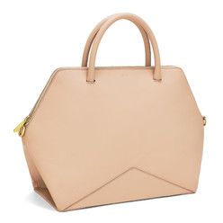 The Large Satchel - Natural | FACINE